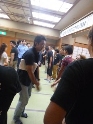 JA太田市青壮年部との合同懇親会