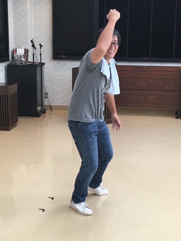 体感型演技講習 〜打ち破れ自分の殻を〜