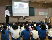 平成29年度 小学校ねぷた訪問指導