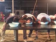 テーブルメンバー対抗バーベキュー懇親会