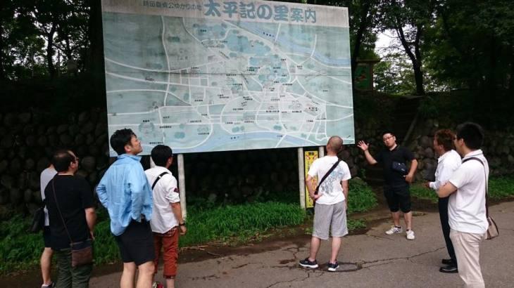ようこそ太田市へ!弘前市からのけやぐ