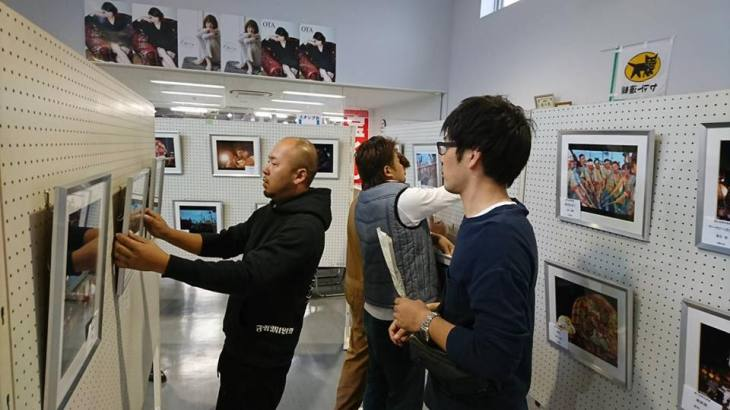 尾島ねぷたまつりフォトコンテスト展示 第3弾