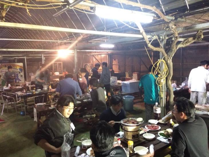 平成30年度 BBQ交流会