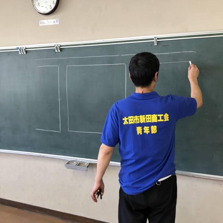 第3回小学校ねぷた訪問指導