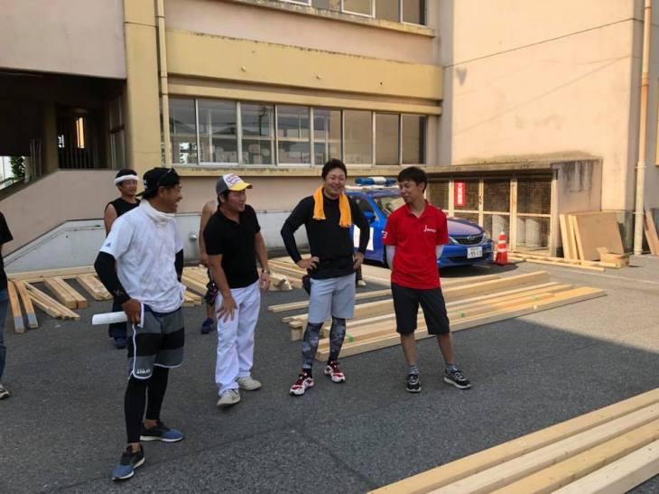イオンモール太田 ねぷた➁
