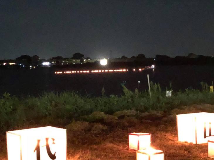 千代田の祭 川せがき