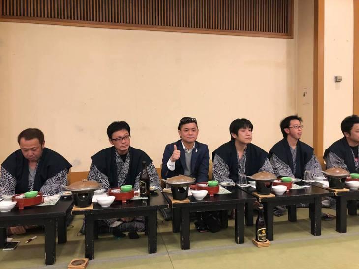 群馬県商工会青年部連合会 平成30年度 経営セミナー