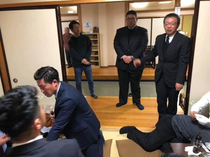 2019年度 各委員会顔合わせ